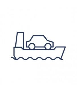 Automobile maritime import