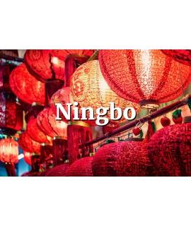 Importación LCL China - Ningbo